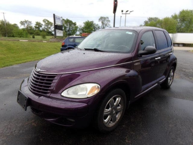 2004 Chrysler PT Cruiser Limited Wagon FWD