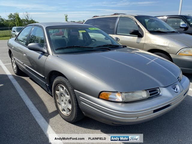1995 Eagle Vision 4 Dr TSi Sedan