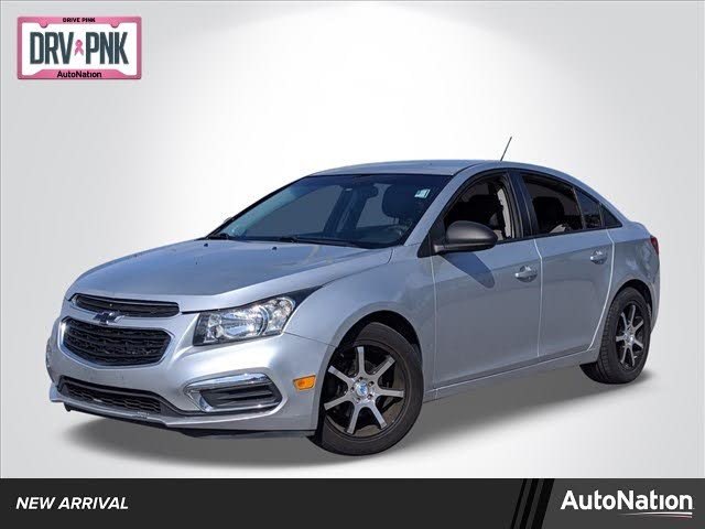 2016 Chevrolet Cruze Limited L FWD