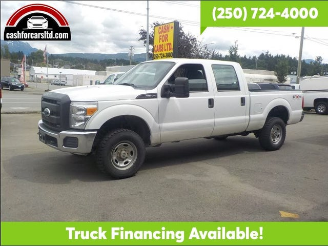 2011 Ford F-350 Super Duty XL Crew Cab 4WD