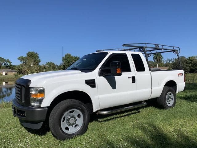 2008 Ford F-250 Super Duty FX4 Super Cab