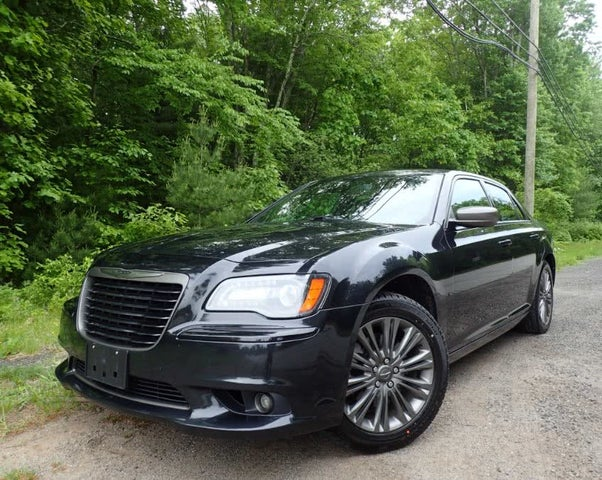 2014 Chrysler 300 John Varvatos Limited Edition AWD