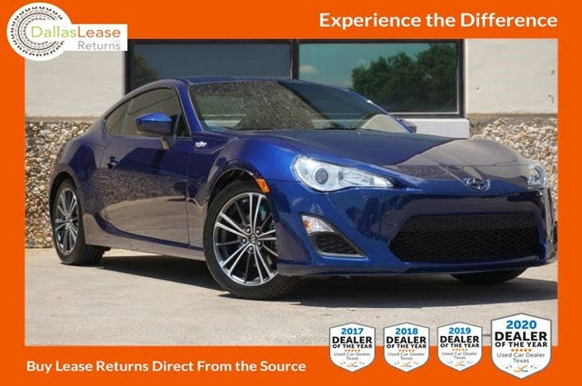 2016 Scion FR-S Release Series