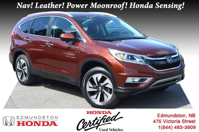 2015 Honda CR-V Touring AWD