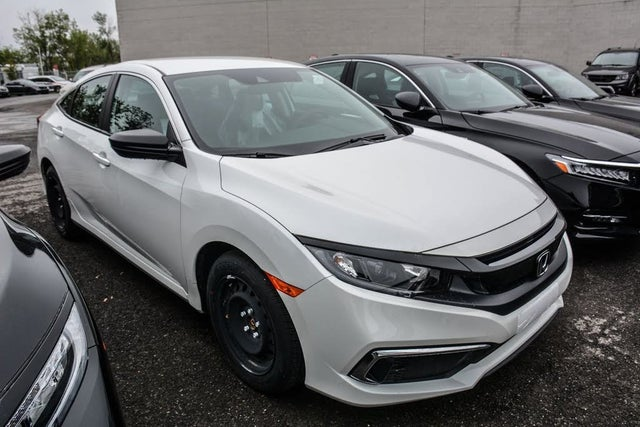 2019 Honda Civic DX FWD