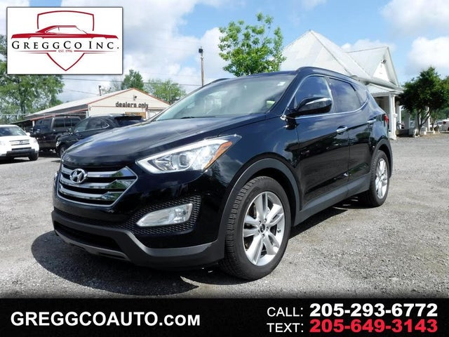 2015 Hyundai Santa Fe Sport 2.0T Limited AWD with Saddle Leather