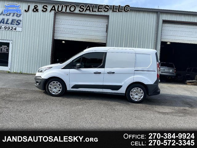 2015 Ford Transit Connect Cargo XL FWD with Rear Cargo Doors