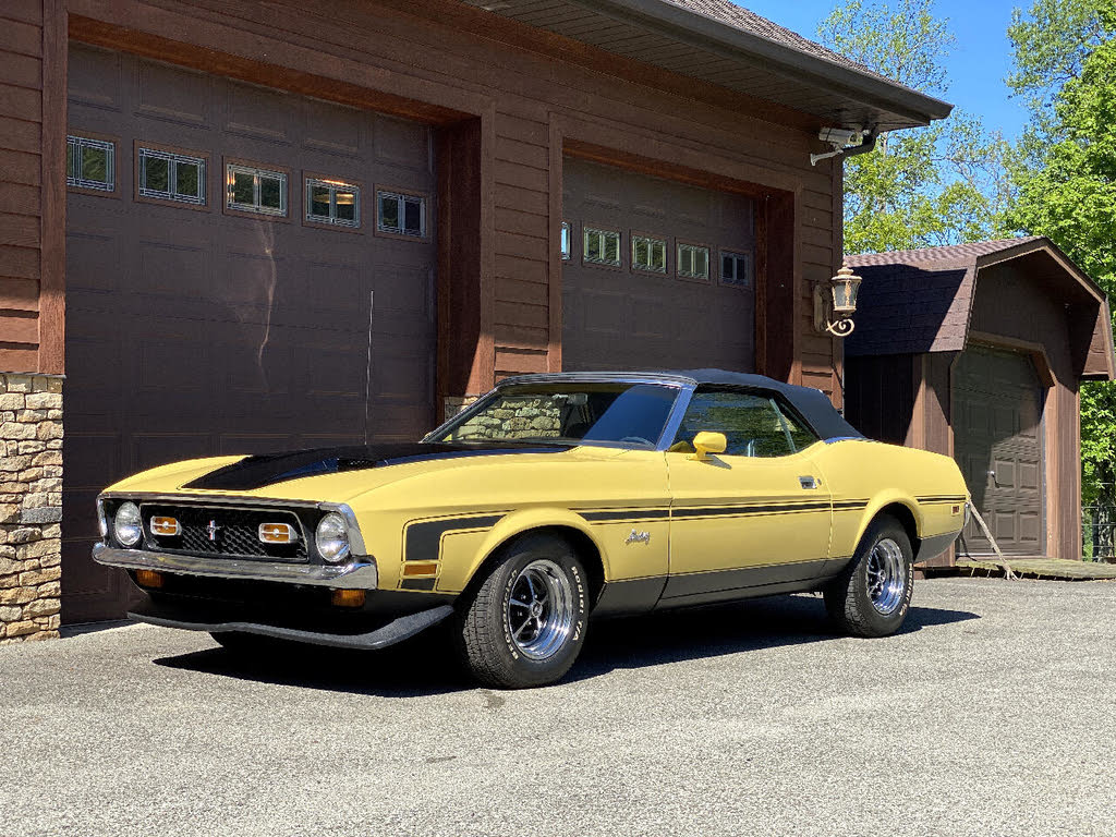 Used 1971 Ford Mustang For Sale Right Now Cargurus
