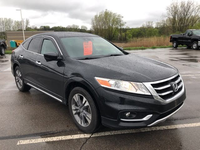 2014 Honda Crosstour EX-L V6 AWD with Navi