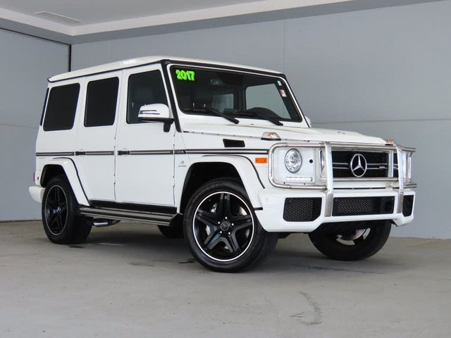 Used Mercedes-Benz G-Class for Sale in Kansas City, MO ...