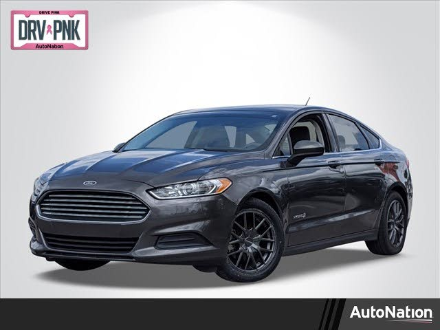 2016 Ford Fusion Hybrid S FWD