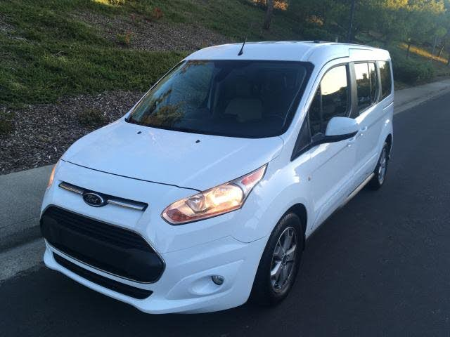 2014 Ford Transit Connect Wagon Titanium LWB FWD with Rear Liftgate