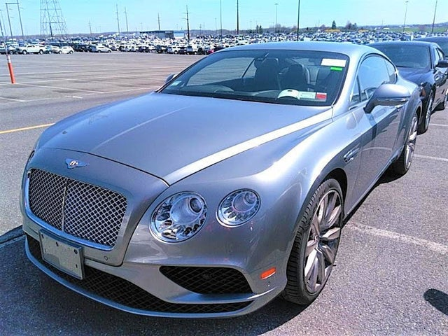 2016 Bentley Continental GT V8 AWD