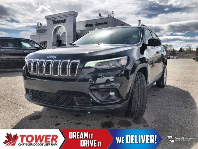2019 Jeep Cherokee North FWD