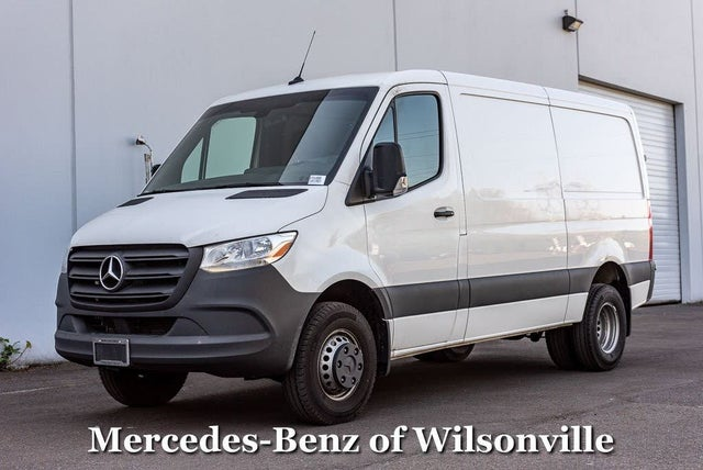 2019 Mercedes-Benz Sprinter 3500 XD 144 V6 High Roof Crew Van RWD