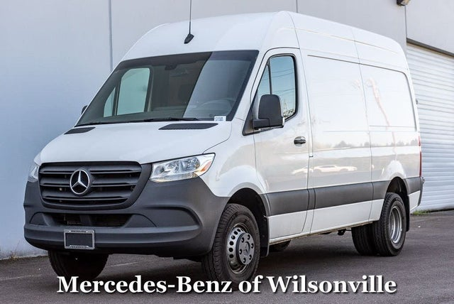 2019 Mercedes-Benz Sprinter 3500 144 V6 High Roof Crew Van RWD