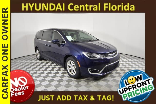 2017 Chrysler Pacifica Touring Plus FWD