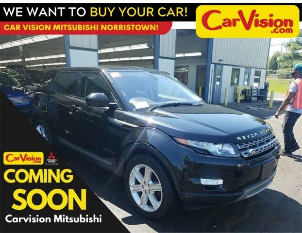 2015 Land Rover Range Rover Evoque Pure Plus Hatchback