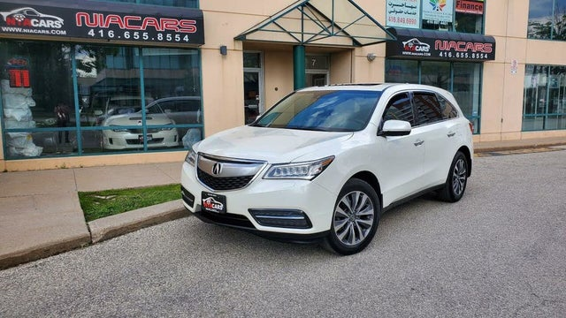 2014 Acura MDX SH-AWD with Navigation