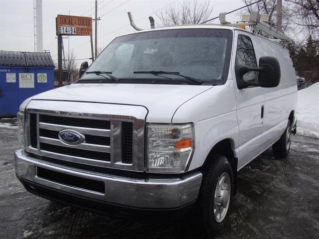 2010 Ford E-Series E-150 Cargo Van