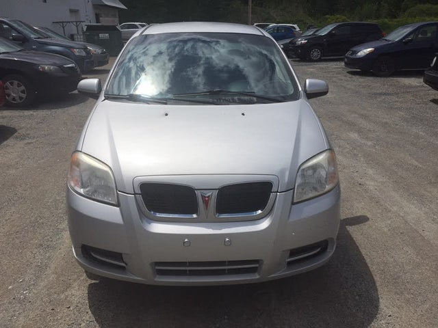 2008 Pontiac Wave Sedan FWD