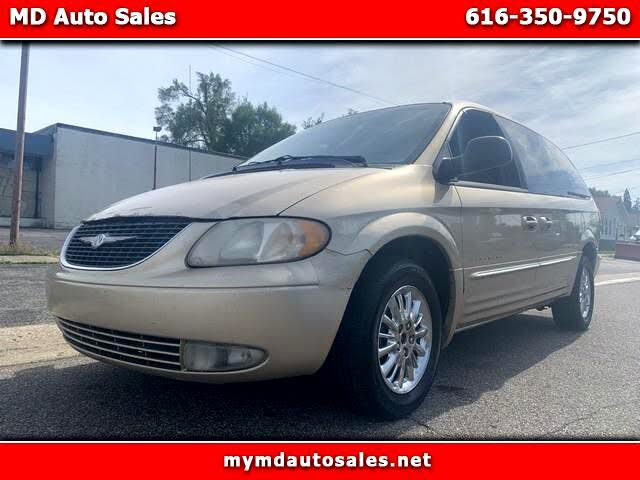 2001 Chrysler Town & Country Limited LWB FWD