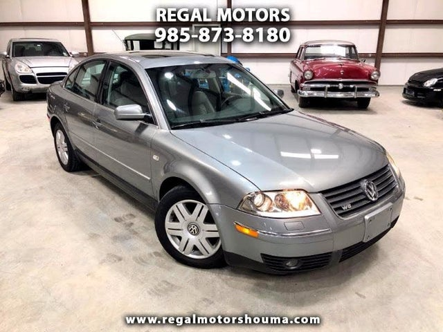used 2003 volkswagen passat w8 for sale right now cargurus w8