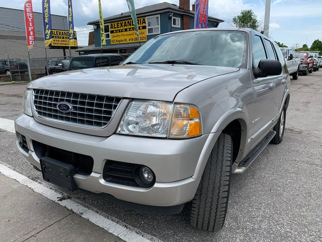 2004 Ford Explorer Limited V6 4WD
