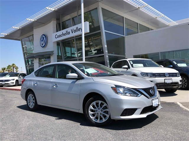 2018 Nissan Sentra S FWD