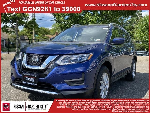 Used Nissan Rogue For Sale In New York Ny Cargurus