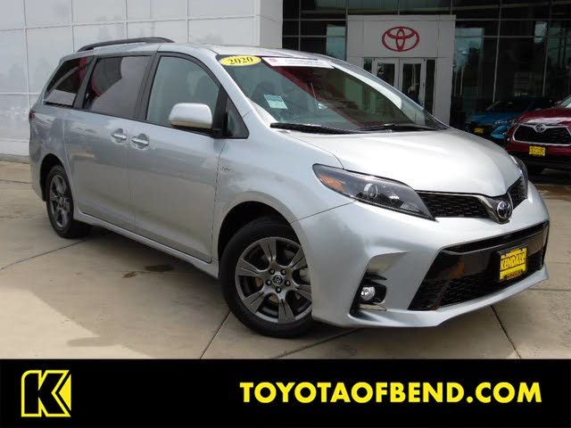 certified 2020 toyota sienna for sale cargurus cargurus