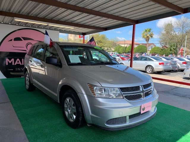 2012 Dodge Journey American Value Package FWD