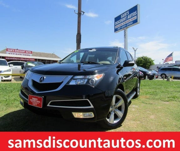 2012 Acura MDX For Sale In Plano, TX