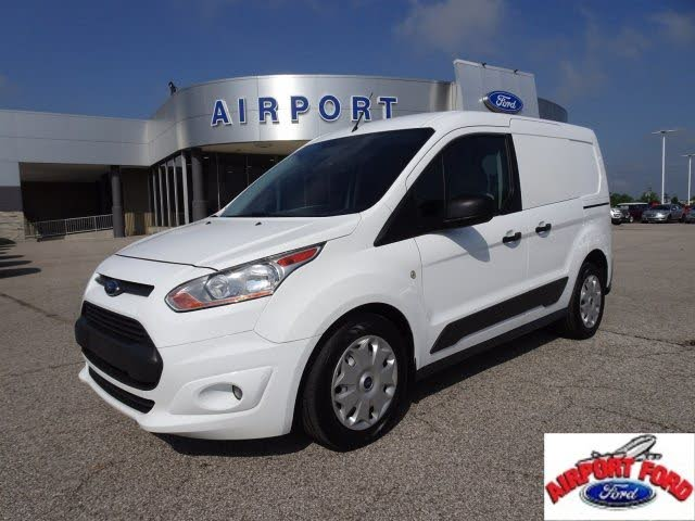 2017 Ford Transit Connect Cargo XLT FWD with Rear Cargo Doors