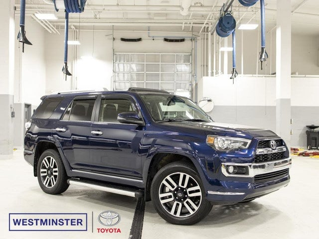 2015 Toyota 4Runner Limited 4WD