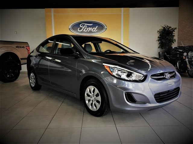 2016 Hyundai Accent GL Sedan FWD