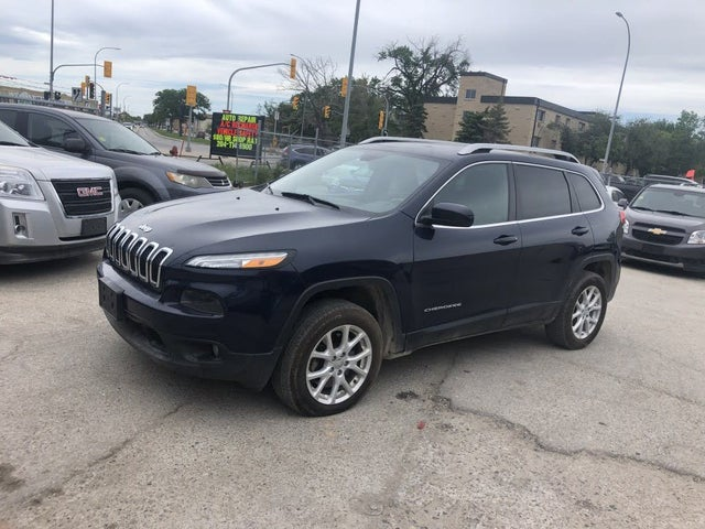2015 Jeep Cherokee North 4WD