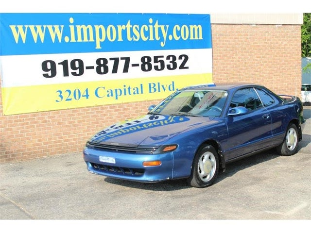 1991 Toyota Celica GT Coupe