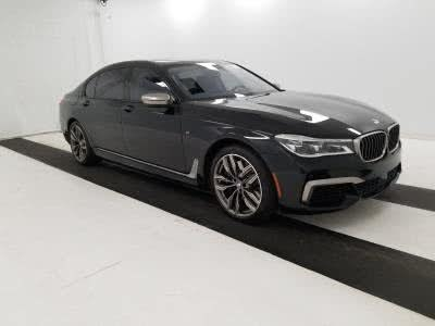 2018 BMW 7 Series M760i xDrive AWD