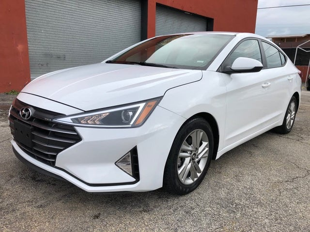 2019 Hyundai Elantra Value Edition Sedan FWD