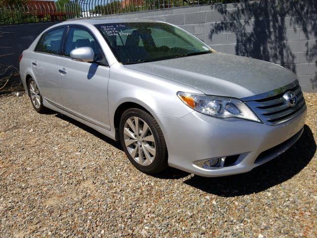 2012 Toyota Avalon Limited