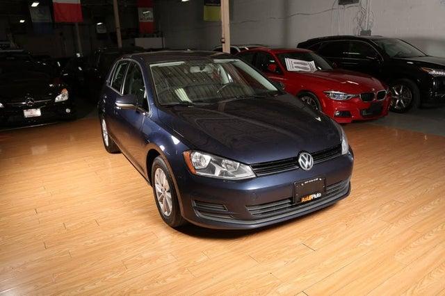 2016 Volkswagen Golf 1.8T SE 4-Door FWD