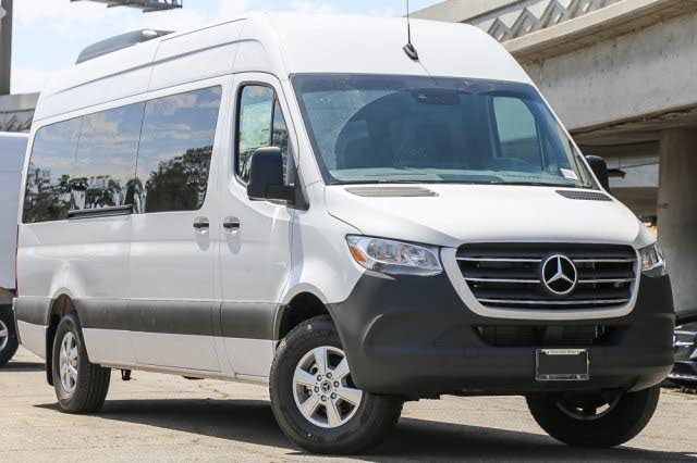 2019 Mercedes-Benz Sprinter 2500 170 V6 High Roof Passenger Van RWD