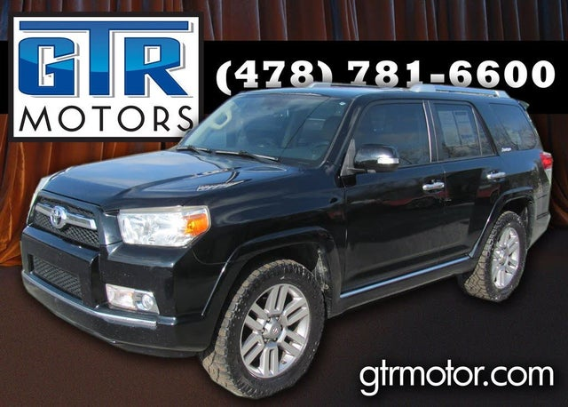 2010 Toyota 4Runner Limited 4WD