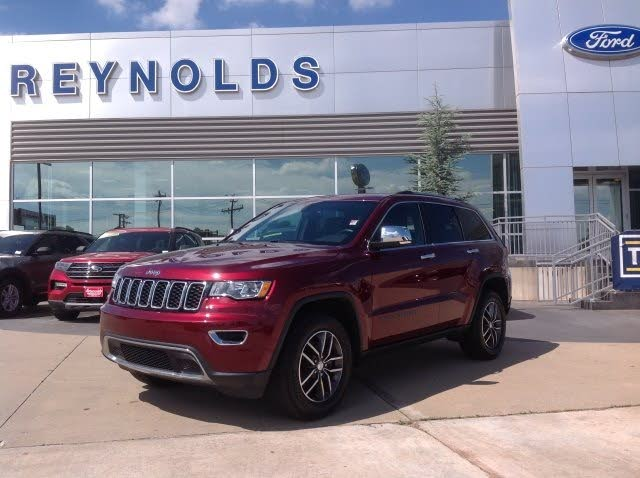 Used Jeep Grand Cherokee For Sale In Norman Ok Cargurus