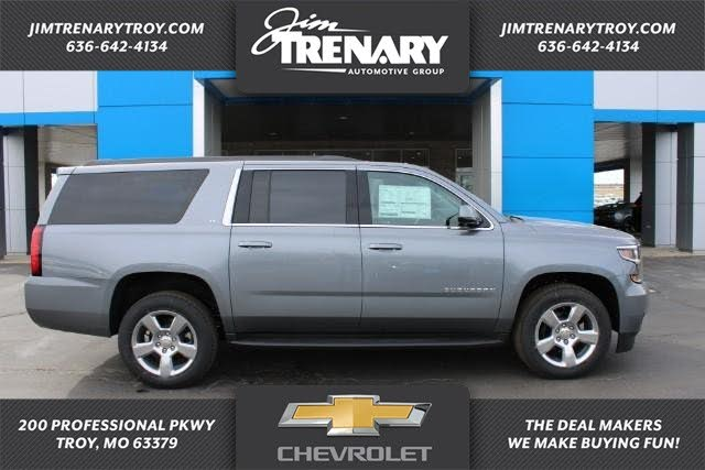 2020 chevrolet suburban 1500 lt 4wd for sale in columbia