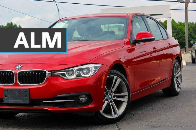 2018 BMW 3 Series 330i xDrive Sedan AWD