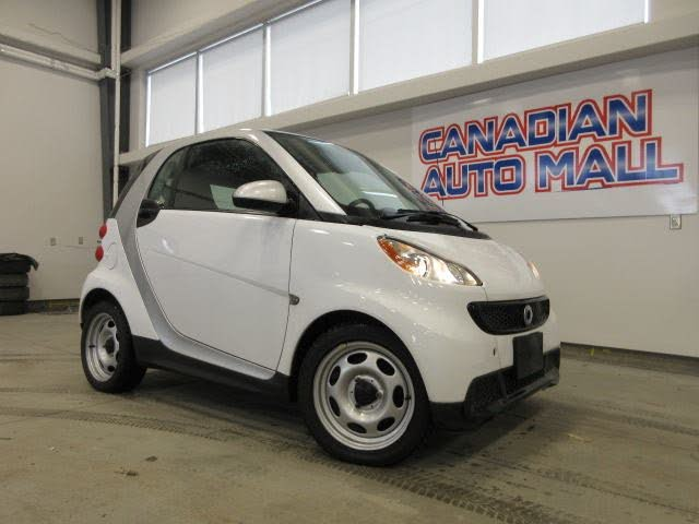 2015 smart fortwo pure