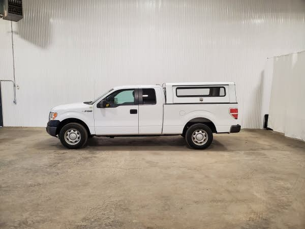 2014 Ford F-150 XL SuperCab