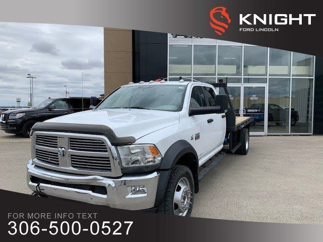 2012 RAM 5500 Chassis